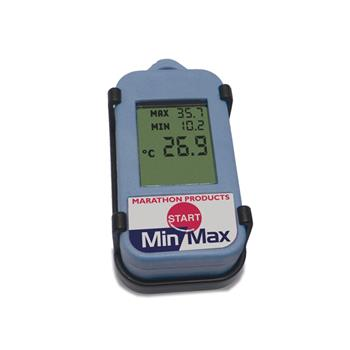 Min/Max Display Thermometers