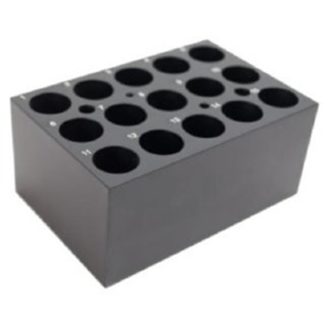 1 x 15 Well Block