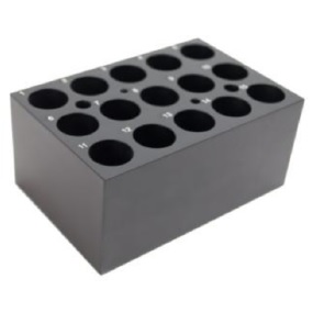 2 x 15 Well Block